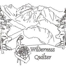 Wilderness Quilter, quilting service